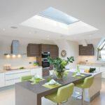 Een prachtige koepel voor je platte dak